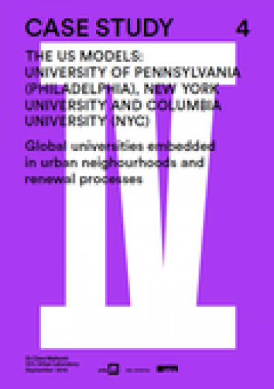 Case Study 4 - The US models – University of Pennsylvania, New York University, and Columbia University (pdf)