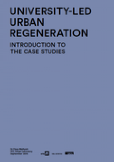 Introduction - University-led urban regeneration case study (pdf)