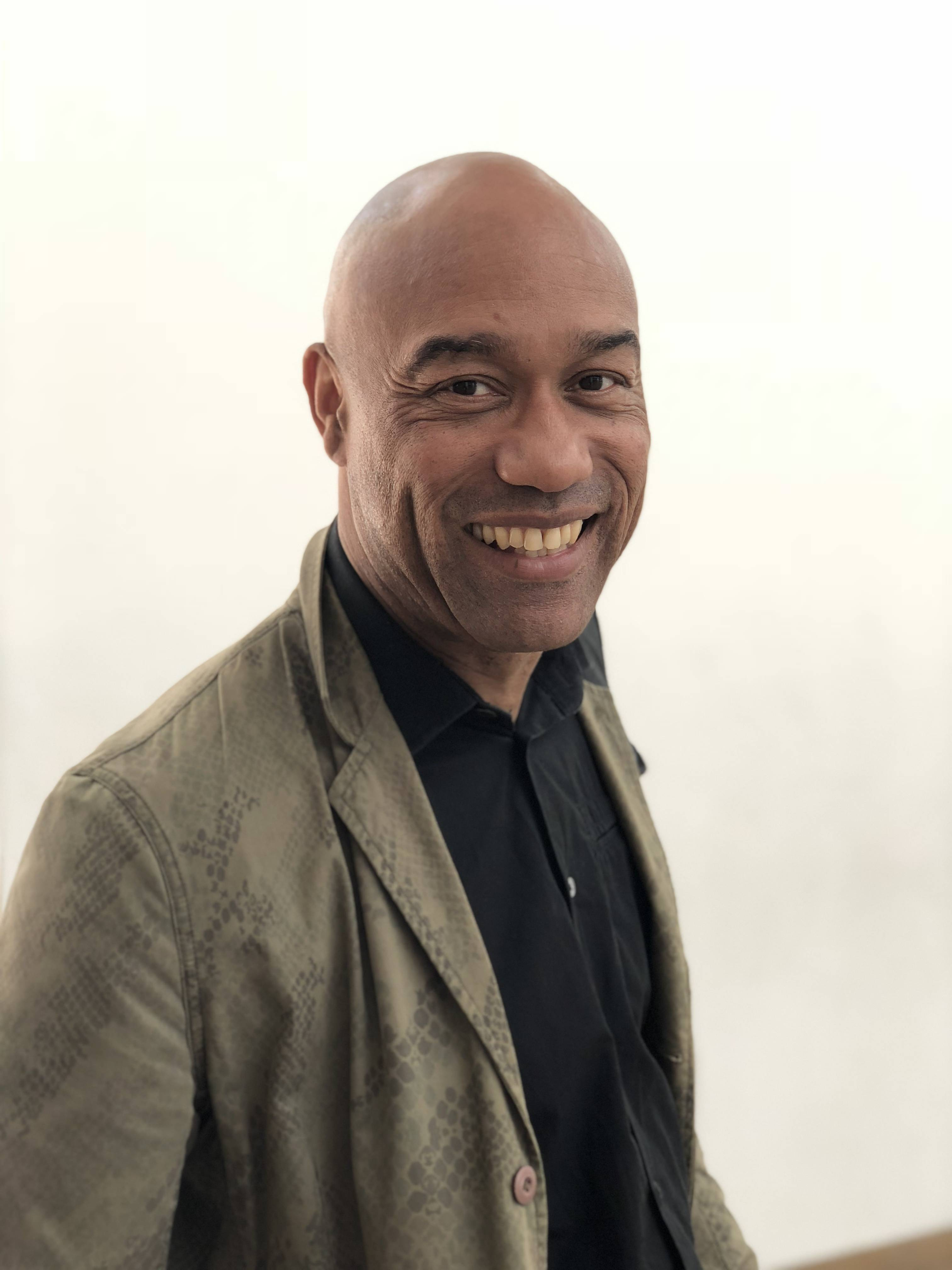 Dr Gus Casely-Hayford, OBE