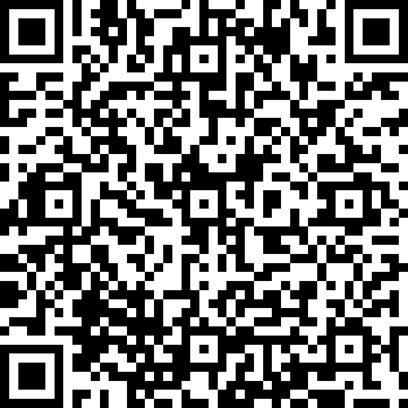 Waste annual theme form QR code