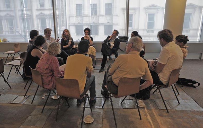 Creative City Limits roundtable