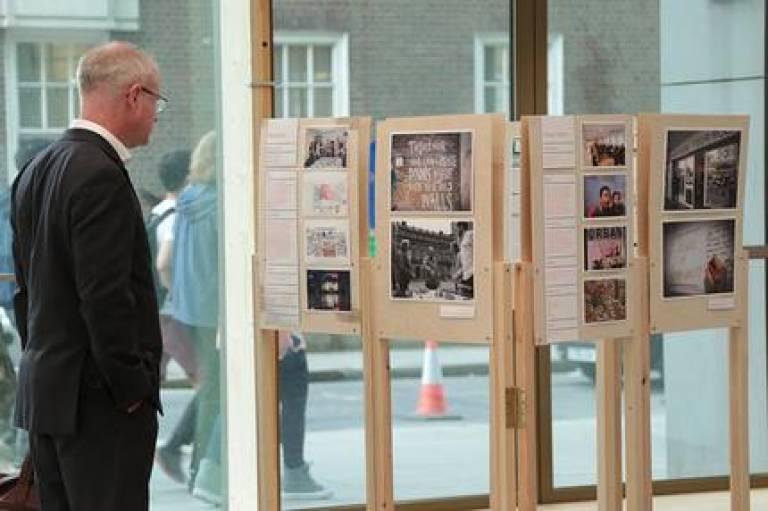 Urban Rooms: Past-Present-Future exhibition