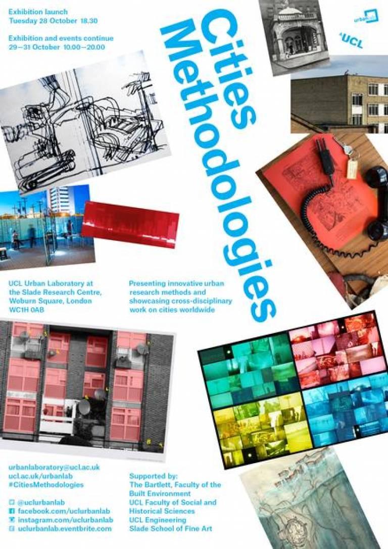 Cities Methodologies 2014 poster