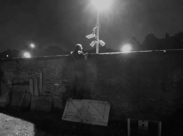 Matthew Beaumont - nightwalking