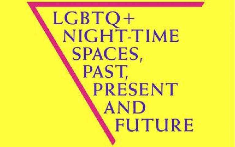 Urban Pamphleteer #7 launch: LGBTQ+ night-time spaces