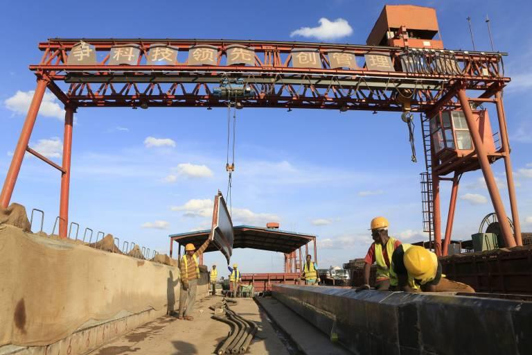 china investment africa