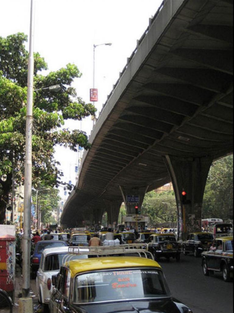 Mumbai flyover
