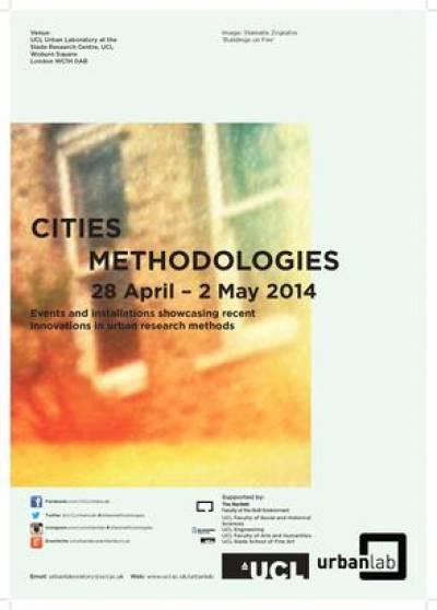 Cities Methodologies Spring 2014
