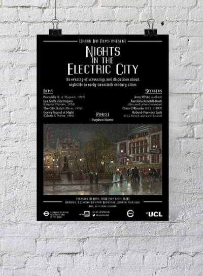 Nights in the Electric City