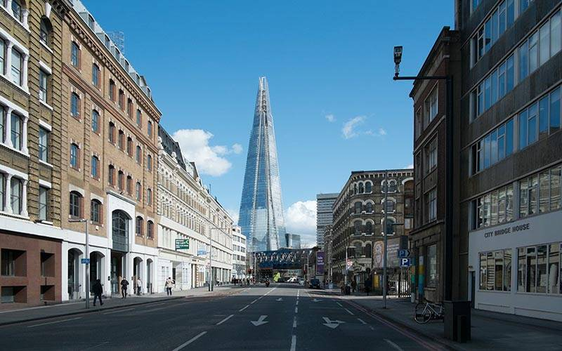 Verucal Horizons: In The Shadow of The Shard