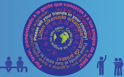 你可以在UCLeXtend上参加课程,可选语言有中文、葡萄牙语、泰米尔语、印地语、西班牙语、意大利语和土耳其语。