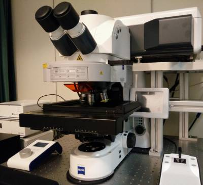 Zeiss 880 Airyscan FAST microscope photo