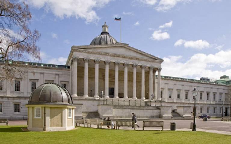 University College London campus