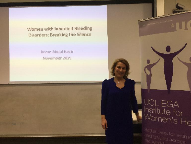 Professor Rezan Kadir's inaugural lecture