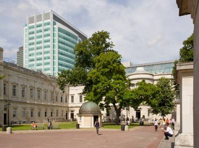 UCL Quad and UCLH