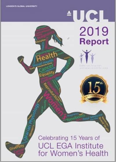 Front cover of EGA IfWH 15 year report