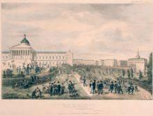 UCL historic postcard