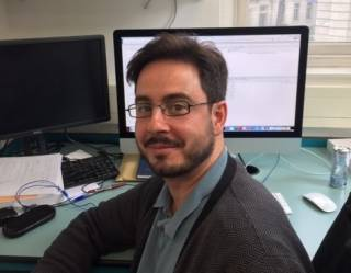 Nuno Nene, Research Associate, EGA Institute for Women's Health/UCL