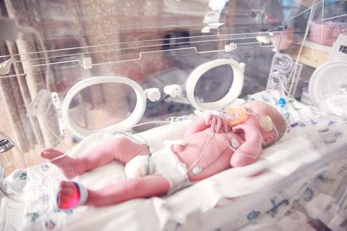 neonatal baby decorative image