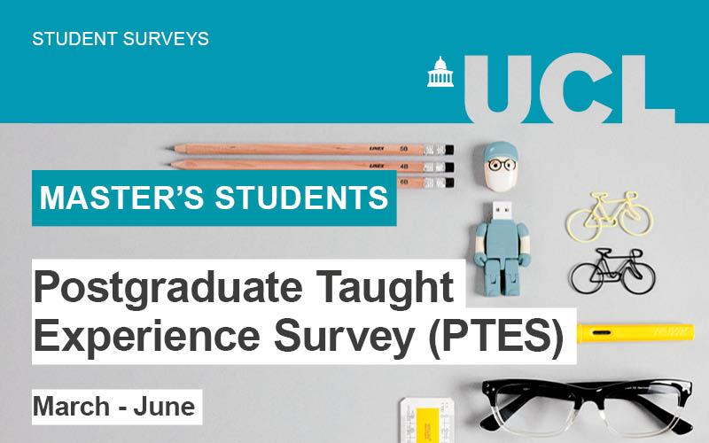 Postgraduate Taught Experience survey logo