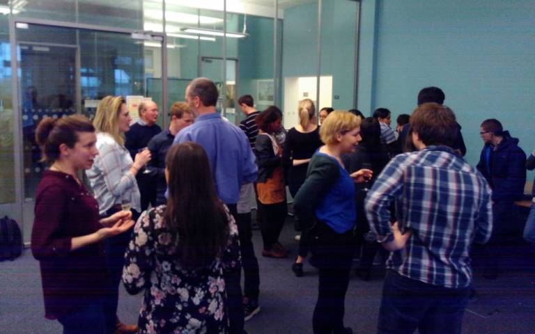 Geography students stage first student-staff academic conference