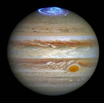 Jupiter Aurora NASA