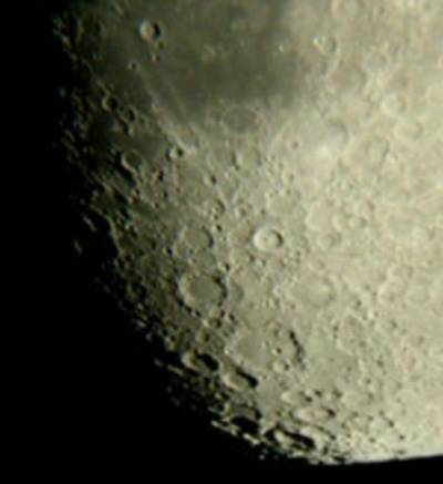 Image of the Moon…