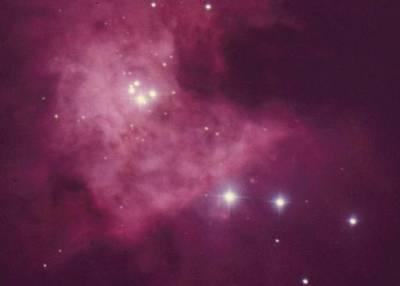 Orion nebula…