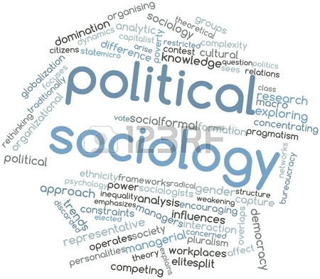 POLITICAL SOCIOLOGY PDF