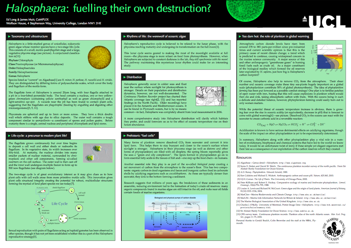 Case report poster presentation template