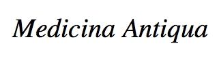 Medicina Antiqua: logo